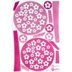 Candy Tree - X-Large Wall Decals Stickers Appliques Home Décor