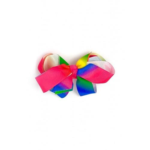 """4"""" Rainbow Bow"""
